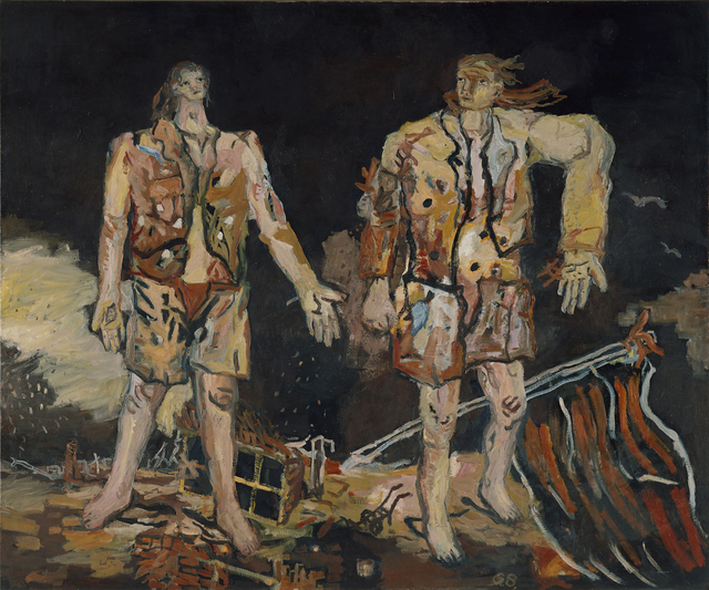 , 'The Great Friends,' 1965, Moderna Museet