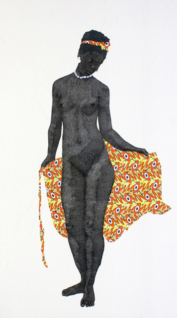 , 'The Beauty of,' 2017, GAGPROJECTS