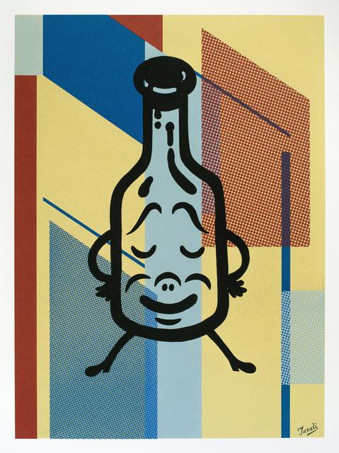 , '#25,' 2016, Jonathan LeVine Projects