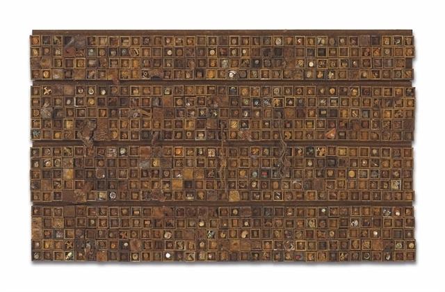 Leonardo Drew, 'Untitled', Christie's