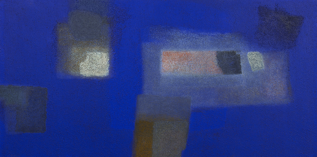 , 'IN BLUE Jan '12,' , Whitestone Gallery