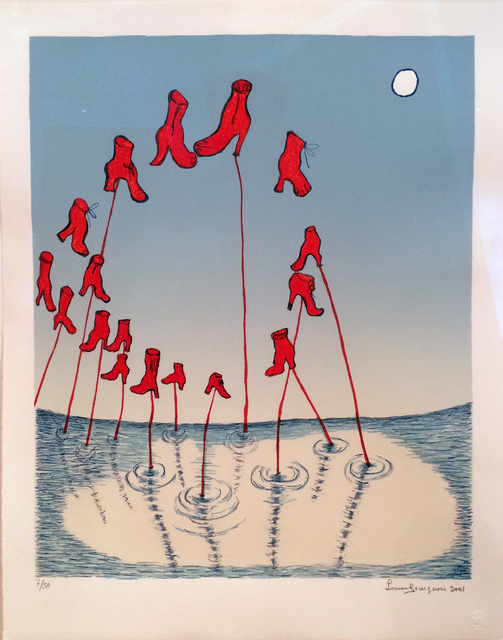 , 'The Night,' 2001, Carolina Nitsch Contemporary Art