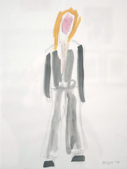 Christopher Polgar, 'Standing Figure', 2017, Fountain House Gallery