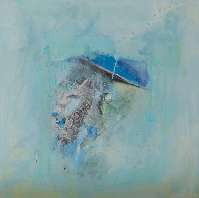 , 'Blue Hat,' 2014, Walter Wickiser Gallery