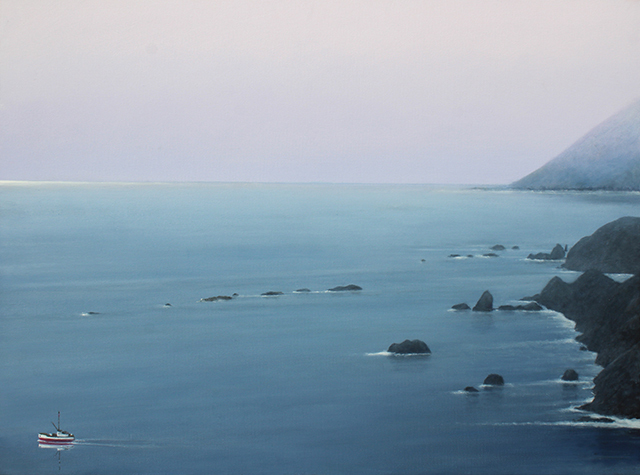 """, '""""A View of the Pacific"""",' 2018, Scott White Contemporary Art"""