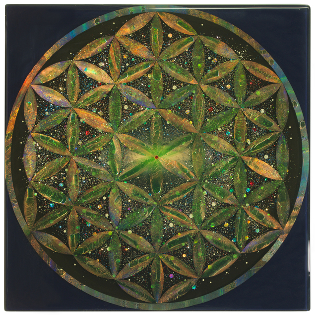 , 'Flower of Life,' 2007, Allouche Gallery