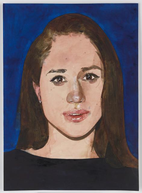 , 'Meghan Markle, The Duchess of Sussex,' 2018, Waddington Custot