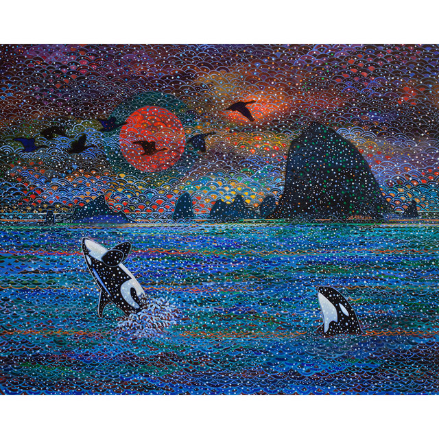 , 'Salish Sea,' 2017, Imprint Gallery