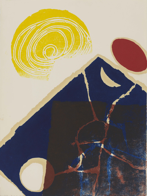 , 'Day and Night#38,' 1976, Galerie du Monde