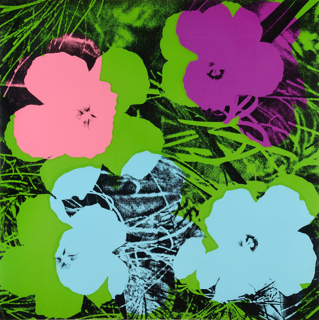 , 'Flowers,' 1970, Galeries Bartoux Singapore