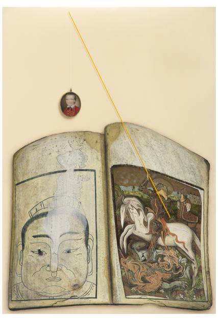 , 'A Book,' 2014, Galerie Valentien