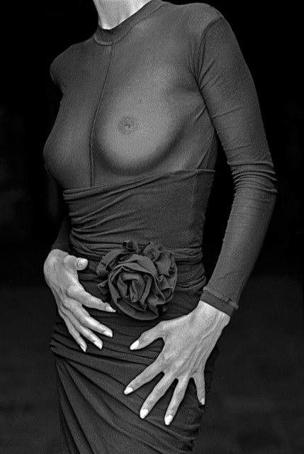 Ferdinando Scianna, 'ITALY. Sicily. Province of Palermo. Bagheria. Villa Palagonia. Italian model MARPESSA photographed for DOLCE & GABBANA.', 1987, Magnum Photos