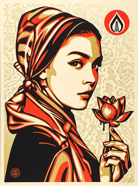 Shepard Fairey (OBEY), 'Natural Springs', 2015, Rago/Wright