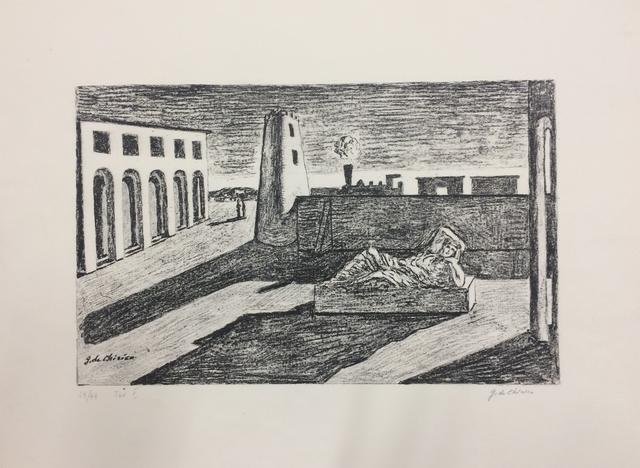 , 'Giorgio de Chirico,' 1969, Gallery On The Move
