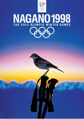 , 'OLYMPIC WINTER GAMES AT NAGANO 1998,' 1998, Omnibus Gallery