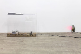 , 'http://youtu.be/j1HzmRyEMRo (drilling),' 2014, Bortolami