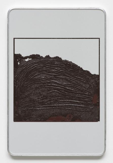 , 'Touristischer Hinweis 2,' 2017, SEXAUER Gallery