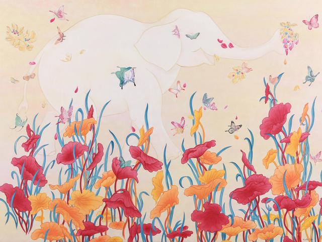 , 'Primavera,' 2019, Kate Oh Gallery