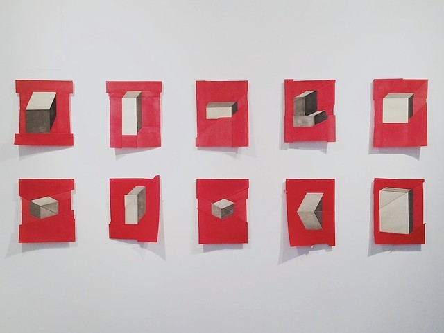 , 'InterGravissimas Day 1-10,' 2013, Tappan