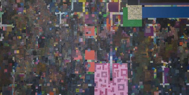, 'Urban diagram for a geometric reality,' 2018, ArteMorfosis - Cuban Art Platform