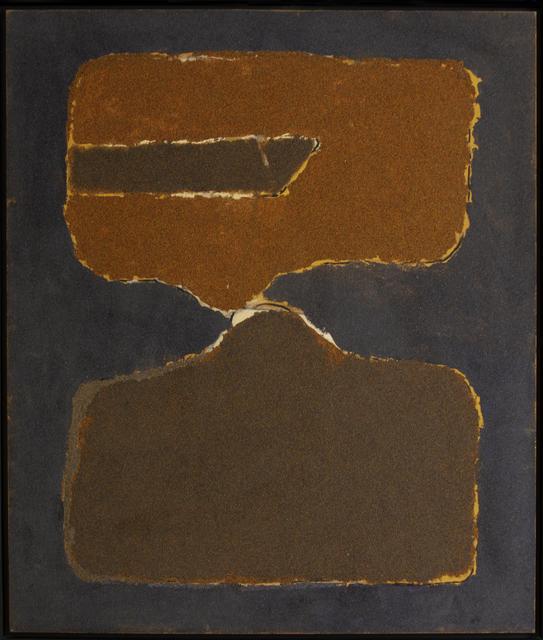 , 'Signo Ocre - Naranja ,' 1997, Galería La Cometa