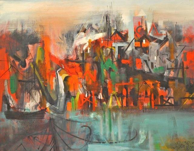 , 'Provincetown,' 1957-1959, Madelyn Jordon Fine Art