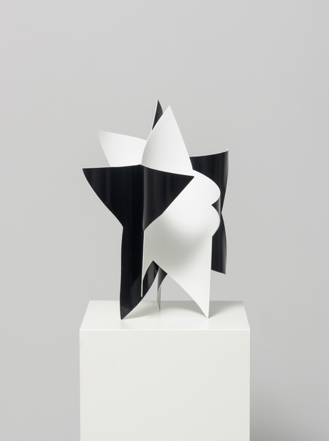 , 'Dancing star (black and white),' 2017, PKM Gallery