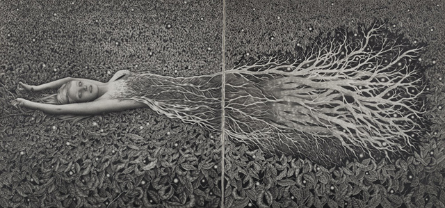 Alessia Iannetti, 'The Fallen Tree', 2016, Dorothy Circus Gallery