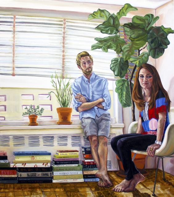 , 'The Herbivores,' 2016, Anna Zorina Gallery