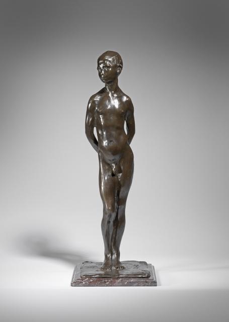 , 'Standing Boy,' 1906, Sladmore Contemporary