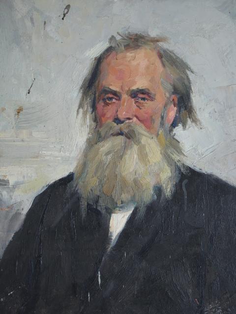 Sergey Mikhaylovich Skubko, 'Portrait', 1960, Surikov Foundation