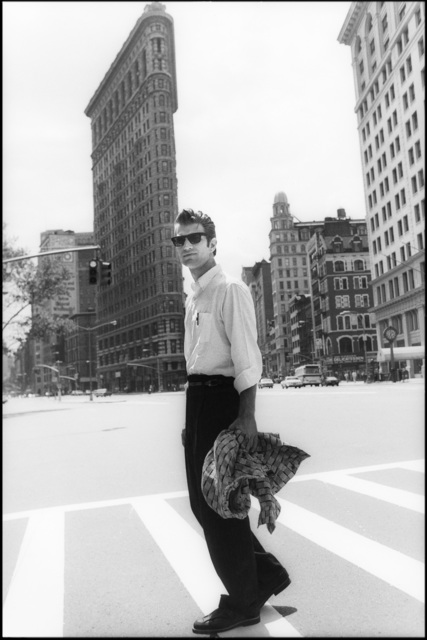 , 'Chris Isaak, Flatiron NYC,' 1985, Milk Gallery
