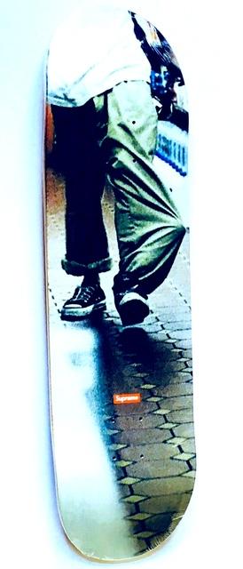 Larry Clark, 'Untitled Larry Clark Kids Skateboard Skate deck', 2013, Alpha 137 Gallery