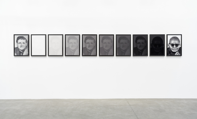 , 'As A Black Man,' 2013, Lawrie Shabibi