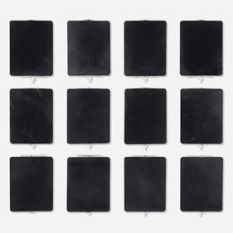 wall sconces, set of twelve