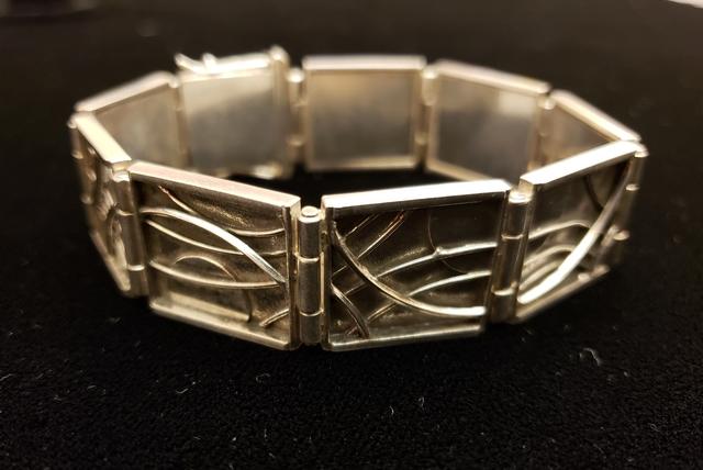 , 'Continuity Bracelet,' ca. 2012, Springfield Art Association