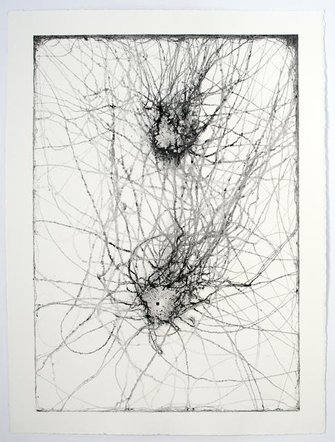 , 'Vermiculus IV,' 2016, Galerie Huit