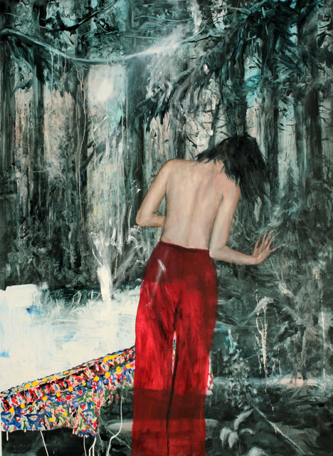 , 'The Vanishing,' 2018, Kloser Contemporary Art