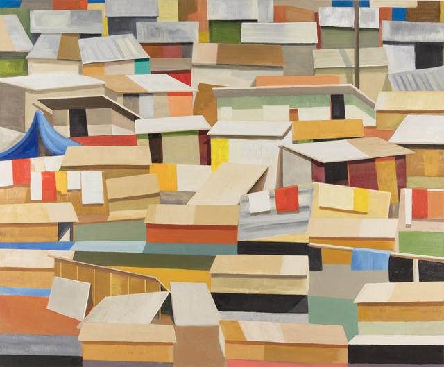 , 'Shelter 1 ,' 2017, Desta Gallery