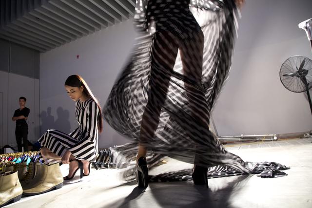 , 'Đỗ Mạnh Cường Fashion Show,' 2014, Art Vietnam Gallery