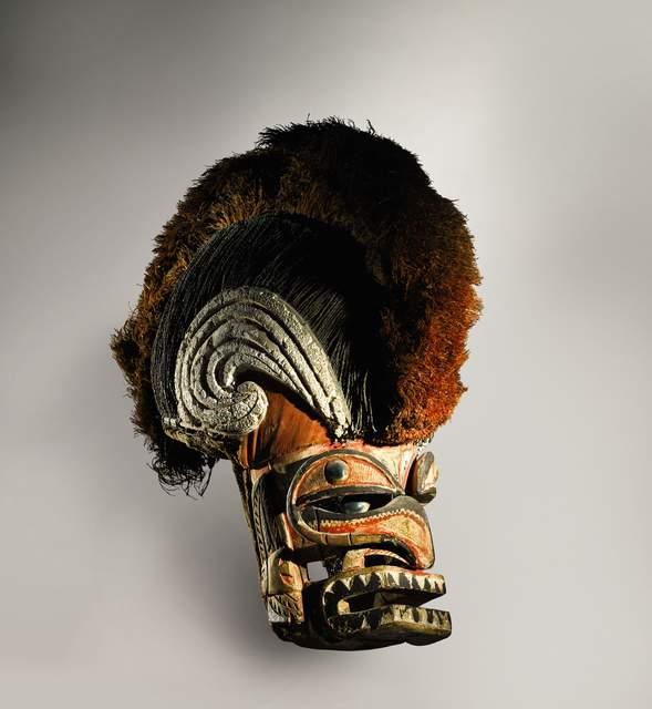 , 'Malangan Mask, New Ireland, Papua New Guinea,' , Tambaran