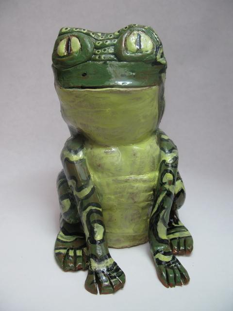 , 'Frog I,' 2017, Rebecca Hossack Art Gallery
