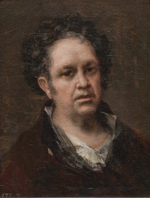 , 'Self Portrait,' 1815, The National Gallery, London