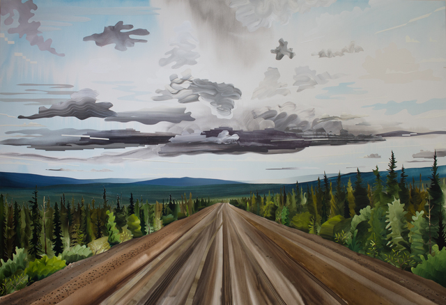 , 'The Dempster ,' 2017, Peter Robertson Gallery
