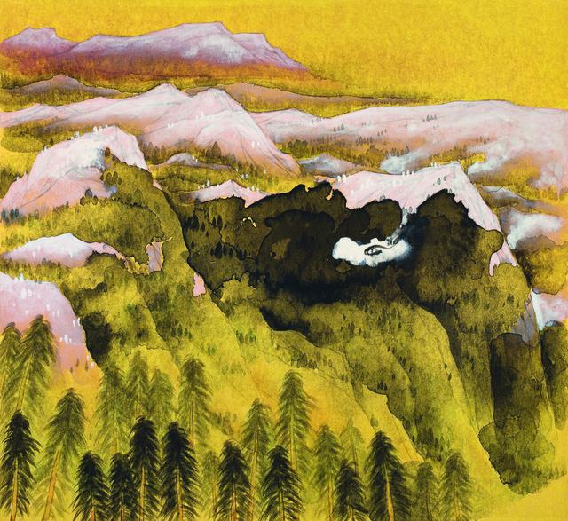 , '暮雪,' 2012, YuShan Tang Gallery