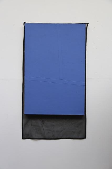 , 'Dynamic Duo Diaphanous Blue,' 2016, Patrick Heide Contemporary