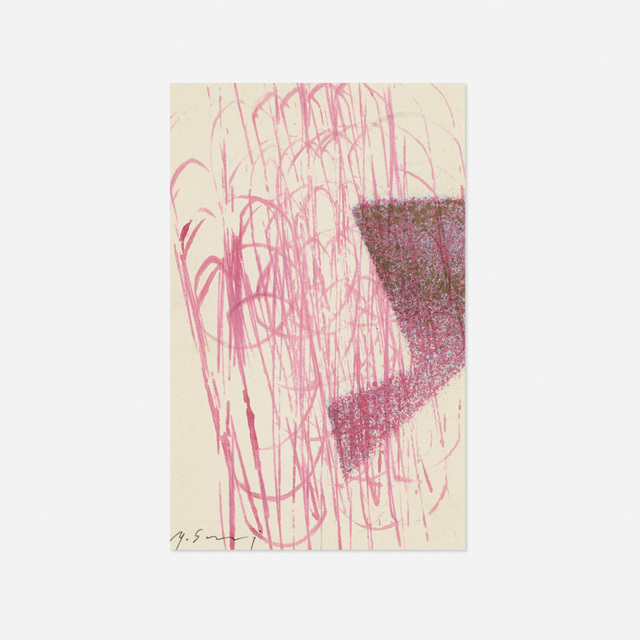 Yasuo Sumi, 'Untitled', c. 1980, Wright