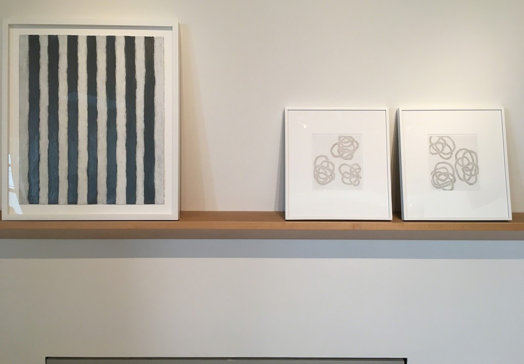 Installation image of Amy Kaufman: Recent Work