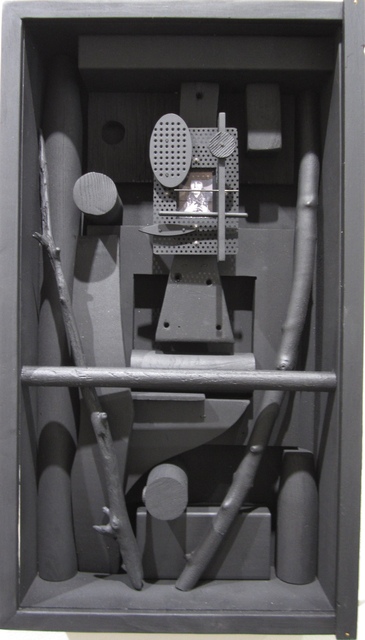 , 'Louise NEVELSON,' 2017, LeMieux Galleries