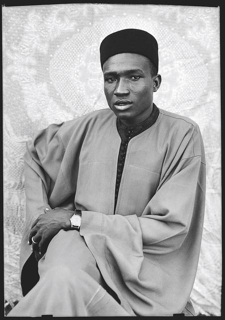 , 'Sans titre (Portrait d'homme assis), ,' 1949, galerie du jour agnès b.
